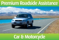 Premium Roadside Assistance Car & Motorcycle