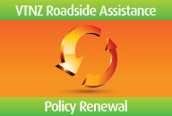 Roadside Assistance Renewal